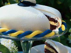 Studenttårta med chokladbottnar Receptbild - Allt om Mat