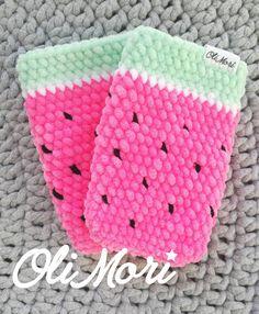 #OliMori #crochet #crocheting #case #casephone #phonecase #phone #watermelon #watermeloncase #HimalayaDolphinBaby #szydełko #szydełkowamie…