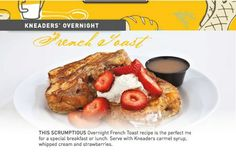 Kneaders Overnight French Toast Recipe
