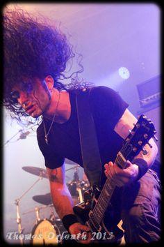 Rotting Christ -black/gothic metal (Hellfest 2013)