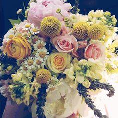 beautiful wedding bouquet by