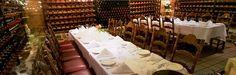 Benvenuti a La Grotta Ristorante - Northern Italian Cuisine in Richmond, Virginia.  Amazing.