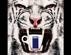 Lavazza cover by Erwin Olaf