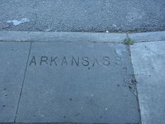 Arkansass, by Eric Fischer