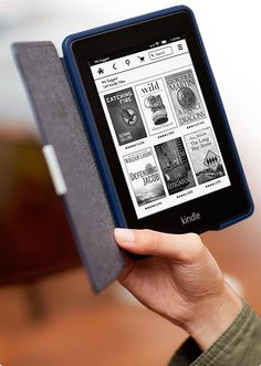 The Best eBook Reader - Amazon Kindle Paperwhite