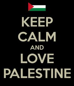 <3 Palestine (not a quote)