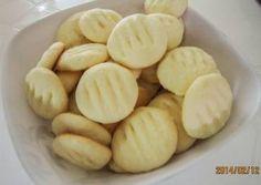biscoito de maisena fácil