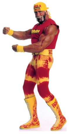 "( WWF CELEBRITY MAN 2016 ★ HULK HOGAN ) ★ Terry Gene Bollea - Tuesday, August 11, 1953 - 6' 5¼"" - Augusta, Georgia, USA."