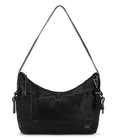 f1b7050ac Take a look at this The Sak Black Sparkle Kendra Leather Hobo today! Best  Handbags