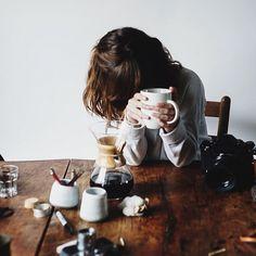 Coffee & camera