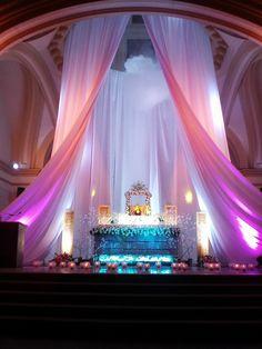 Altar of Repose 2017 @San Antonio de Padua Parish, Tonsuya Malabon City Philippines  #maundythursday #altarofrepose2017 #SADPP #malaboncity #tonsuya