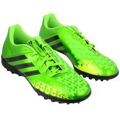 Neon Green Soccer Cleats   Adidas Shoe Predito Lz Trx soccer shoes neon green black