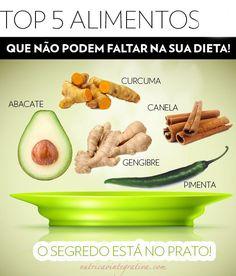 alimentos que ajudam ao seu emagrecimento  http://nutricaointegrativa.com/