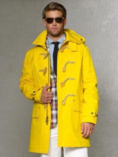 Polo RLX - waterproof toggle coat