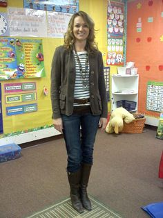 Teacher clothing blog - how to dress on a very limited budget and keep it looking new
