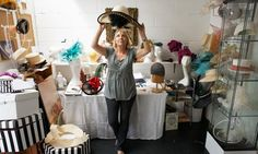A working life: the milliner Judy Bentinck