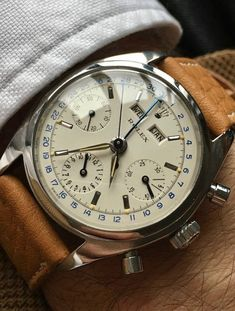 Watches Ideas Discovred by : Todd Snyder Fancy Watches, Stylish Watches, Luxury Watches For Men, Cool Watches, Vintage Watches For Men, Fossil Watches, Men's Watches, Sport Watches, Rolex Watches For Men