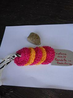dischetti ecologici cotone, by bandullera, 5,00 € su misshobby.com