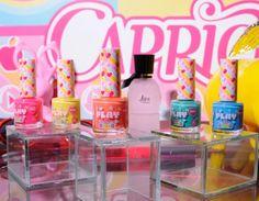 Lançamento da linha de esmaltes das CAPRICHO! :)