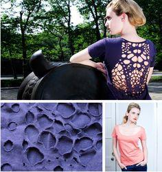 """Диана из """"Проекта Подиум"""" и ее прорезные футболки"""
