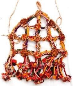 VINTAGE BANJARA TRIBAL ETHNIC KUCHI RARE BELLY DANCE GYPSY ATS TASSEL -  $20.13