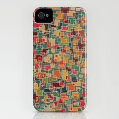 US AND THEM  by Efi Tolia  IPHONE CASE / IPHONE (4S, 4)  $35.00