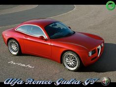 New Alfa Romeo GT Concept Car?? - Alfa Romeo Bulletin Board & Forums