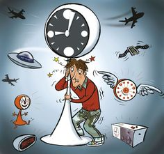 Feeling Jet Lagged? How to Adjust to New Time Zones When Traveling
