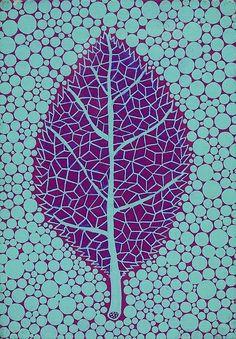 Yayoi Kusama, Leaf