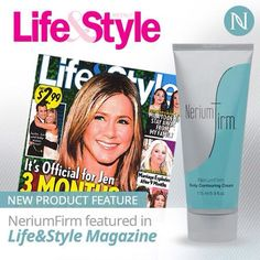 Get your skin ready for summer with Nerium Firm! 30 day money back guarantee. You have nothing to loose but cellulite! Sdskinfix.nerium.com