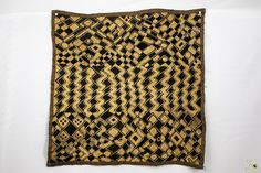 Kuba Cloth ( Shoowa ) Raffia Textile - Congo DRC Congo, Animal Print Rug, Loft, Textiles, Ebay, Clothes, Decor, Outfits, Clothing