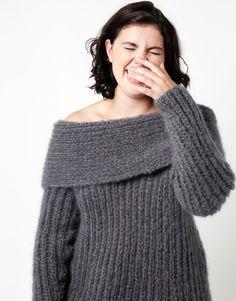 Too Good Dress   Knit it woolandthegang.com