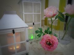 Un rincón muy romántico en casa