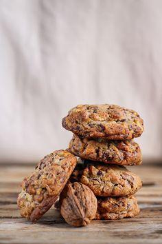 Ma cuisine à moi: Mes cookies aux deux chocolats et aux noix