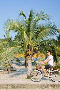 Exploring Placencia, Belize