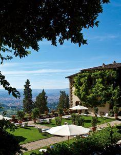 Villa San Michele a Doccia, in Fiesole, Firenze