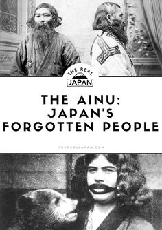 The Ainu Japan's Forgotten People -Rob Dyer The Real Japan