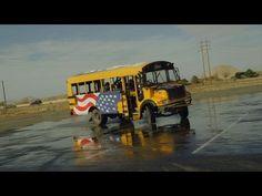 nice Nitro Circus - Bus Drifting