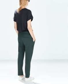 Pants 7/8 Chino