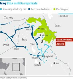 Shia militia fightback against Isis sees tit-for-tat sectarian massacres of Sunnis http://gu.com/p/4398m/stw @FazelHawramy @lukeharding1968 @guardianworld