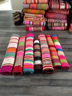 Frazada Runners / Andean Rugs / Colorful Blankets from Peru - You Choose!