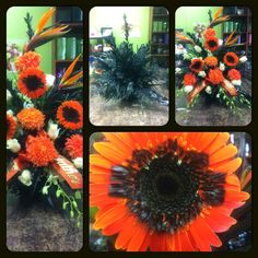 Harley Davidson funeral tribute