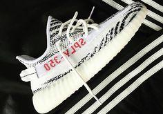 "adidas Yeezy Boost V2 ""Zebra"" Release Date"