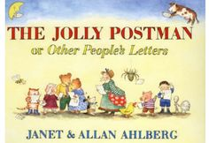 Inspiring and Amazingly Talented Children's Book Illustrators: Janet Ahlberg 3