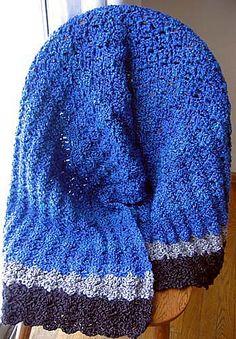 Cozy comfort prayer shawl