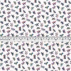Liberty of London Lawn.Flip Flap Fly (B) Liberty Of London Fabric, Lawn