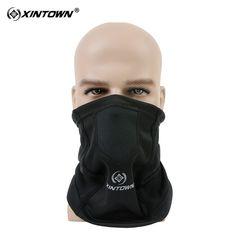 Windproof Cycling Mask Thermal Ski Face Protector Masque Velo