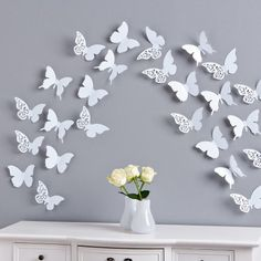 Butterfly deco