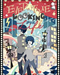 MV / Everytime looking for life by chamooi