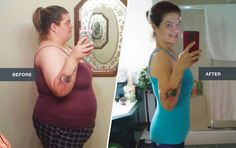 She Lost 215 Pounds With This Mantra: Weight Loss Isnt Linear http://ift.tt/2tMuL2k  As if being a mother of twins wasnt hard enough Roxanne Crozier was finding it harder and harder to make time to take care of herself. At the beginning of last year she was knee-deep in looking after her 4 year olds and paying less attention to her own health as her habits had slipped. At her peak she weighed 350 pounds.  Everything changed when a big health scare prompted her to hit the reset button.  One…